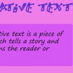 3 Contoh Narrative Text Dan Terjemahannya