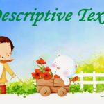 Descriptive Text (Penjelasan Dan Contoh)