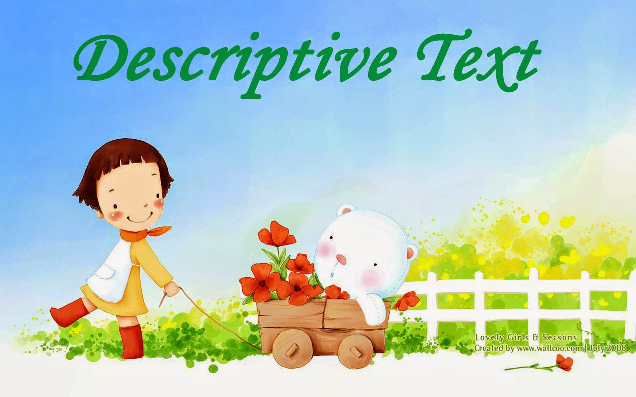 Descriptive Text
