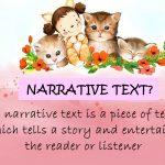 Narrative Text (Complete Explanation)